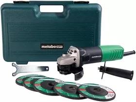 Metabo 4-1/2- Inch Angle Grinder