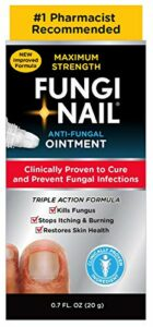 Fungi Nail Anti-Fungal Ointment.