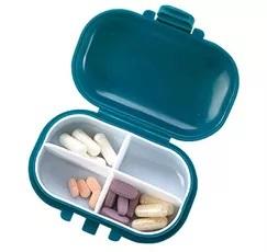 MEDca Pill Organizer Box