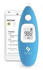 Kinsa Smart Ear Digital Thermometer