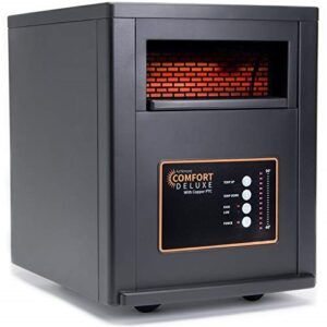 AirNmore Convenience Deluxe Copper Infrared Heater
