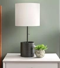 """Mercury Row Mazza 19"""" Table Lamp"""