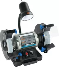 Delta Power Tools 23-197 8-Inch Variable Speed Bench Grinder