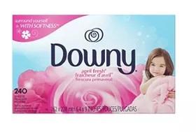 Downy April Fresh Dryer Sheets