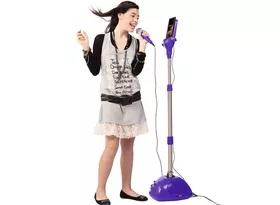 SharperImage Intelligent Kids Karaoke Machine