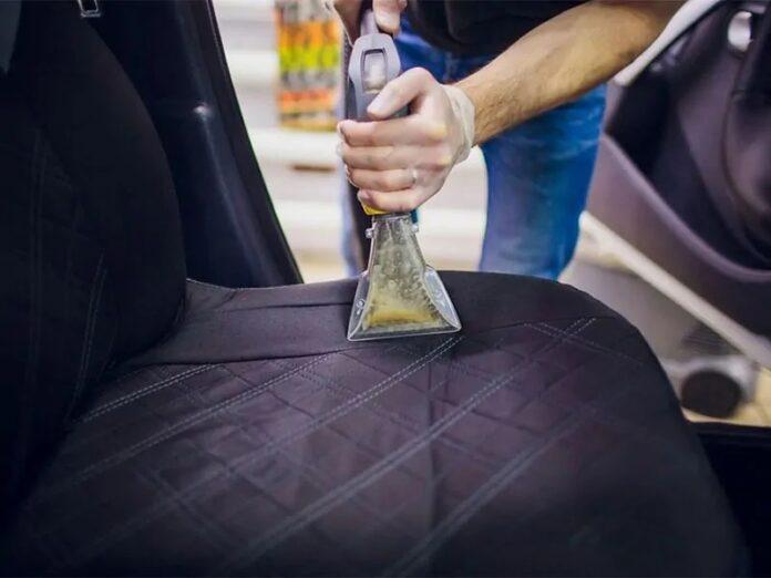wet vacuum cleaner for car