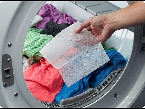 best dryer sheets