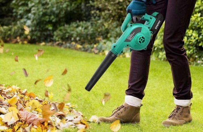 best battery leaf blower